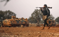 الصورة: الصورة: تقارير روسية تكشف دعم تركيا للإرهابيين في سوريا