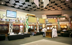 الصورة: الصورة: 96 % معدل التزام الشركات في سوق دبي المالي بالإفصاح عن بياناتها المالية