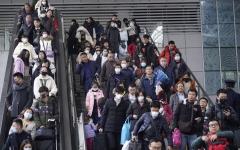 الصورة: الصورة: الصين: تباطؤ وتيرة الإصابات الجديدة بفيروس كورونا