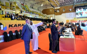 """الصورة: الصورة: 4 مكاسب لـ """"كاراتيه الإمارات"""" من """"بريميرليغ"""" 2020"""