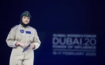 الصورة: الصورة: موزة آل مكتوم: الإمارات منحت المرأة الفرص لتعزيز مكانتها في القطاعات كافة