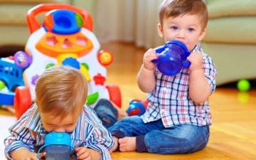 الصورة: الصورة: المنازل النظيفة جداً تهدد الأطفال بمرض مزمن