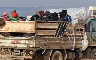 تحذير مرعب.. 900 ألف سوري مهددون بالموت برداً