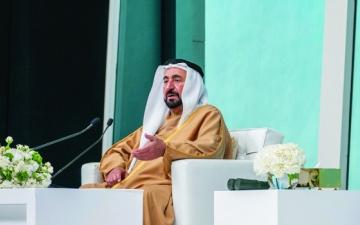 الصورة: الصورة: سلطان القاسمي: حزمة مشاريع ستغير المنطقة الوسطى جذرياً