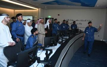 الصورة: الصورة: 3.147 مليون معاملة تنجزها جمارك دبي في مراكز جبل علي خلال 2019