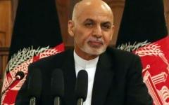 الصورة: الصورة: إعلان فوز الرئيس الأفغاني بانتخابات الرئاسة لفترة ثانية