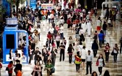 الصورة: الصورة: 5% معدّل نمو  سكان دبي  في 2019