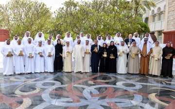 الصورة: الصورة: محمد بن راشد: الإمارات ستبقى دولة الخير والسلام
