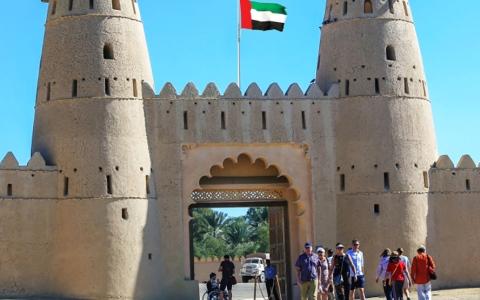 الصورة: الصورة: قلعة الجاهلي