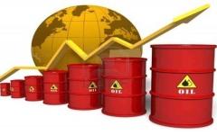 الصورة: الصورة: ارتفاع أسعار النفط أكثر من 2%