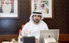 الصورة: الصورة: حمدان بن محمد يشكّل لجنة عليا لخطة دبي الحضرية 2040