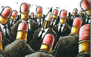 الصورة: الصورة: «البحث عن المتاعب» فنون وقوالب صحفية