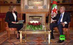 """الصورة: الصورة: الرئيس الجزائري: """"الحراك الشعبي"""" أنقذ الدولة من الانهيار"""