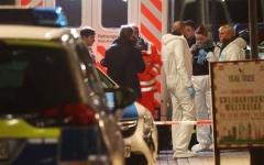 الصورة: الصورة: هجوم ألمانيا: المسلح قتل أمه وانتحر
