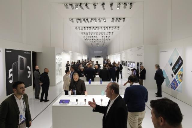«سامسونج» تدمج التقنيات الحديثة بالإلكترونيات الاستهلاكية في «عصر التجربة» - البيان