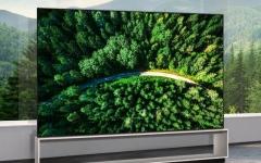 الصورة: الصورة: «إل جي» توفر تقنية 8K في شاشات الترفيه