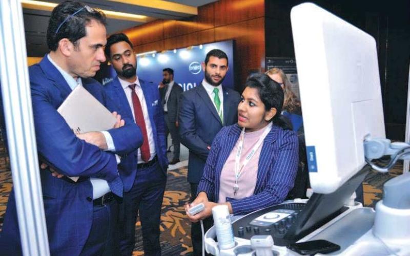 الصورة: الصورة: مؤتمر طب الأشعة يؤكد أهمية الذكاء الاصطناعي