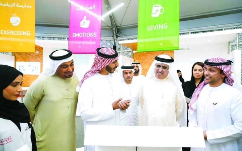 الصورة: الصورة: «كهرباء دبي» توعّي موظفيها بأمن المعلومات