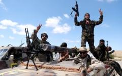 الصورة: الصورة: أردوغان يعترف بمقتل جنود أتراك في ليبيا