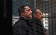 الصورة: الصورة: البراءة لنجلي مبارك في قضية التلاعب بالبورصة