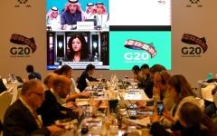 الصورة: الصورة: مجموعة الـ 20 تبحث في الرياض قواعد فرض ضريبة دولية على الشركات