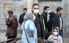 الصورة: الصورة: إيران تسجل وفاة ثامنة بفيروس كورونا