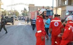 الصورة: الصورة: لبنان.. خلاف بين أشقاء ينتهي بتفجير قنبلة
