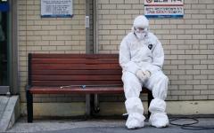 الصورة: الصورة: العالم يشدد الإجراءات لوأد «كورونا»
