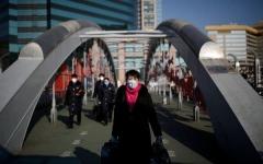 الصورة: الصورة: الصين تسمح لغير المقيمين في ووهان بمغادرة المدينة الموبوءة بكورونا