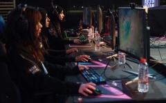 """الصورة: الصورة: مهرجان """"غيرل غيمر"""" العالمي للألعاب الافتراضية والترفيهية يختتم فعالياته في دبي"""