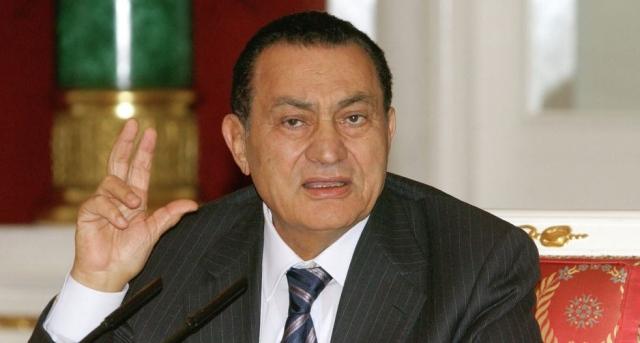 الجيش المصري ينعى مبارك - البيان
