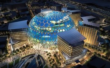 الصورة: الصورة: إكسبو نشر الإيجابية  روافد لقوة الإمارات الناعمة