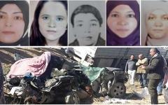 الصورة: الصورة: فاجعة في تونس.. وفاة 5 معلمات في حادث مرور بالقصرين