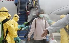 الصورة: الصورة: إستونيا تؤكد أول إصابة بفيروس كورونا لمواطن إيراني