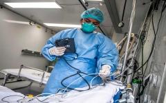 الصورة: الصورة: 44 وفاة و327 إصابة جديدة بفيروس كورونا في الصين