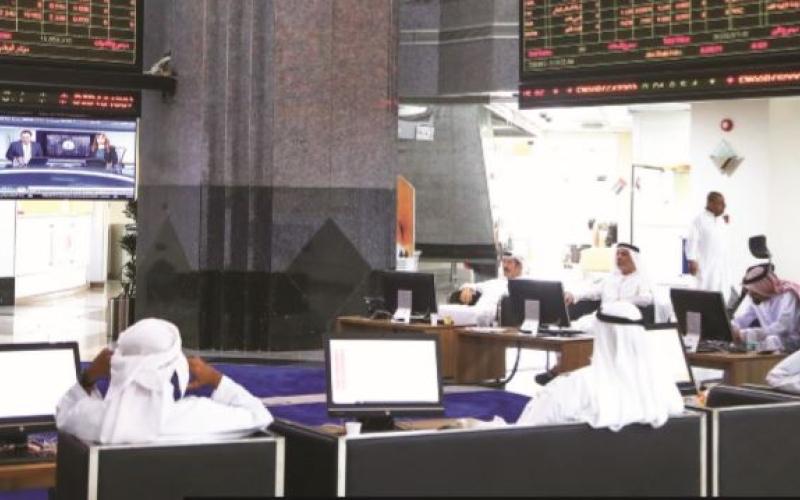 الصورة: الصورة: تباين أداء المؤشرات الرئيسة لأسواق الأسهم