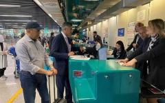 الصورة: الصورة: إجلاء عشرات الكويتيين من إيطاليا بسبب كورونا