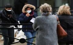الصورة: الصورة: 19 إصابة جديدة بكورونا في فرنسا