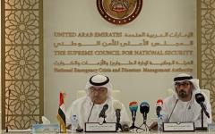 الصورة: الصورة: وزير الصحة: 21 إصابة بفيروس كورونا في الإمارات شفي منها 5 حالات