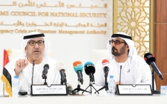 الصورة: الصورة: الإمارات تزيد الإجراءات الاحترازية ضد «كورونا»