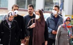 الصورة: الصورة: ارتفاع وفيات كورونا في إيران إلى 54 والمصابون 978