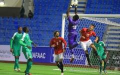 الصورة: الصورة: تأهل تونس والسنغال إلى نهائي كأس العرب للشباب