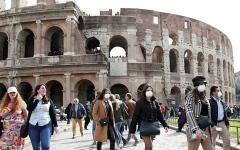 الصورة: الصورة: ارتفاع عدد وفيات كورونا في إيطاليا إلى 34 حالة