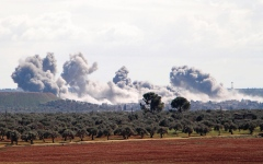 الصورة: الصورة: فخ إدلب .. تركيا توسّع العدوان وإيران تقترب من المواجهة