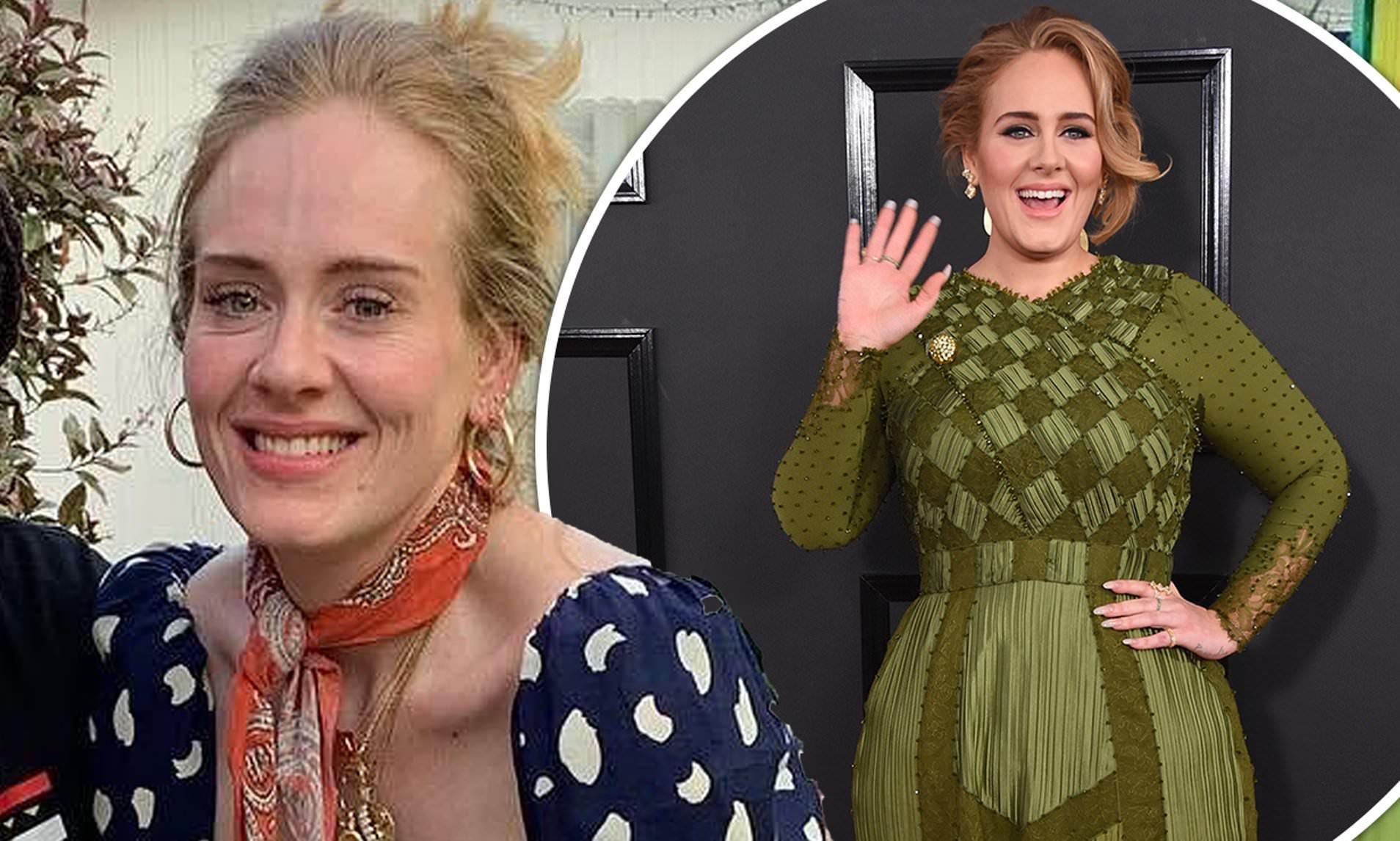 صور Adele بعد خسارة الوزن بشكل كبير وتفاصيل الحمية التي ...
