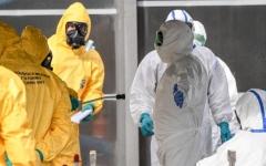 الصورة: الصورة: ارتفاع المصابين بفيروس كورونا في الجزائر إلى 5 أشخاص