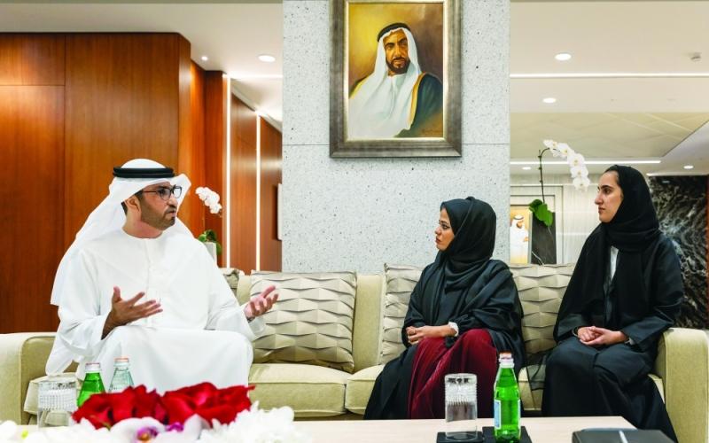 الصورة: الصورة: مسؤولية الإعلام كبيرة لمواكبة قوة الإمارات الناعمة