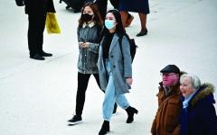 الصورة: الصورة: منظمة الصحة العالمية: كورونا لن يكون وباءً
