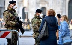 الصورة: الصورة: إيطاليا تقرر إغلاق المدارس حتى 15 مارس