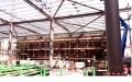 الصورة: الصورة: انتهاء أعمال بناء الجناح الفرنسي بـ«إكسبو» في سبتمبر